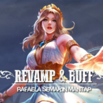 Revamp dan Buff, Rafaela Semakin Mantap