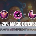 -25% Magic Defense, Jangan Menyepelehkan Nana