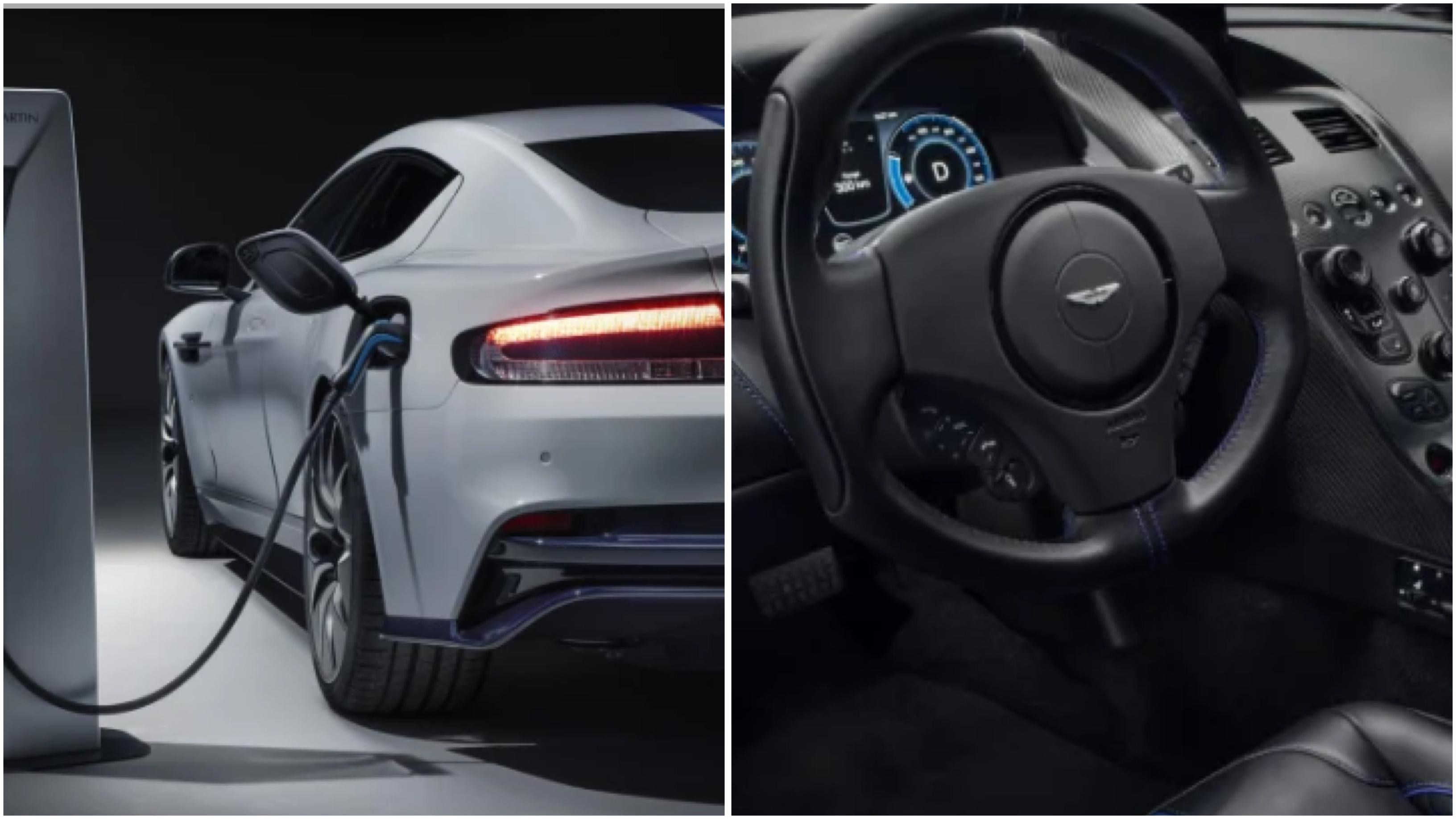 Mobil Listrik Pertama Aston Martin Segera Dirilis