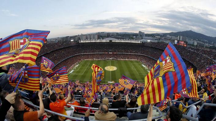 Camp Nou Barcelona FC