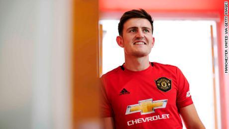 Alasan Manchester United Pecahkan Rekor Transfer untuk Harry Maguire
