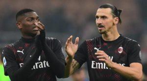 Zlatan Ibrahimovic Ingin Pensiun Saat Wabah Virus Corona