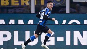 Inter Tolak Tawaran Barcelona Untuk Transfer Lautaro Martinez