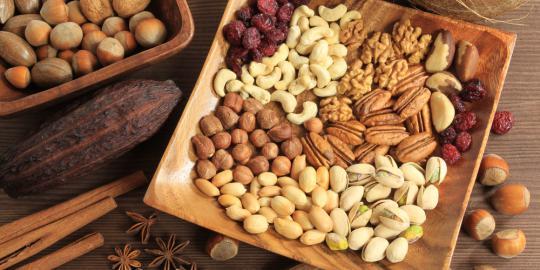 Kacang Terbaik Untuk Kesehatan