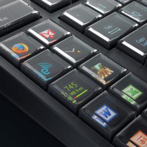 Optimus Popularis Keyboard