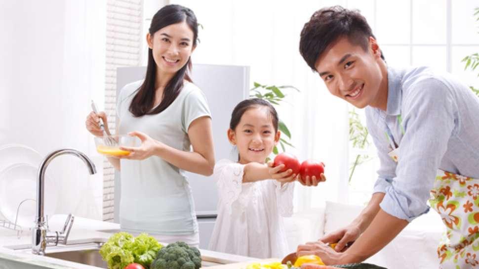 Prinsip Pola Makan Untuk Mengurangi Stres
