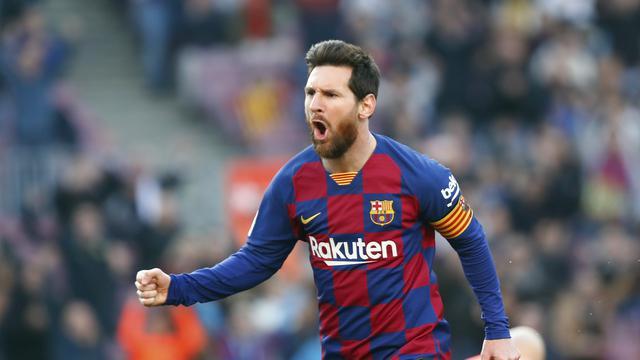 Lionel Messi Kesal Dengan Situasi Tak Menentu Dalam Klub