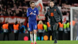 Frank Lampard Senang cPerpanjang Kontrak di Chelsea